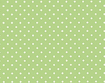 FABRIC, Coupon, 45 cm x 55 cm, peas, English style, Summer Loft