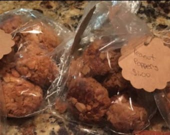 Peanut Poppers