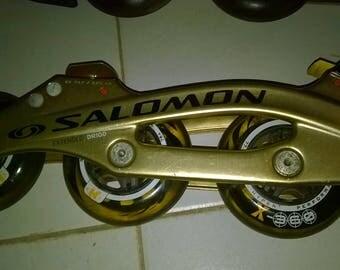 560) roller wheels base pair