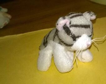 451) fabric figurine McDonald