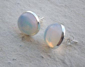 """Foils"" earrings - matching ring"