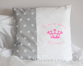 CUSHION COVER FOR SMALL OR LARGE