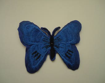 patch Thermo - application - Butterfly - blue