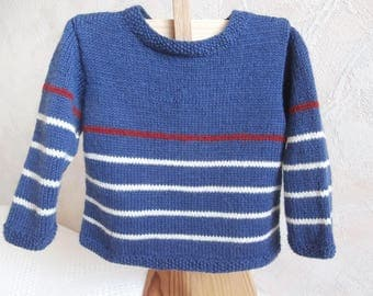 Pullover 1 year 18 months