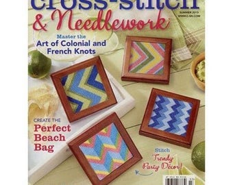 Cross-Stitch & Needlework, Summer 2015
