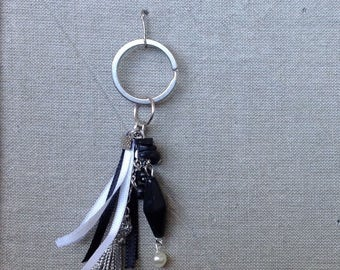 Door keys or bag charm