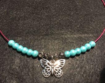 Children's Lava Bead Necklace