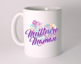 "CERAMIC MUG ""Best MOM"""