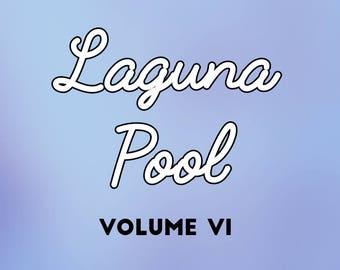 Laguna Pool VOL. VI - High Resolution Digital