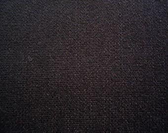 ACRYLIC BLACK MESH COUPON 66CM