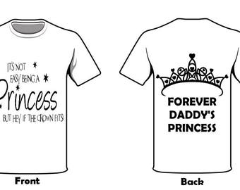 Daddy's Princess (women line)