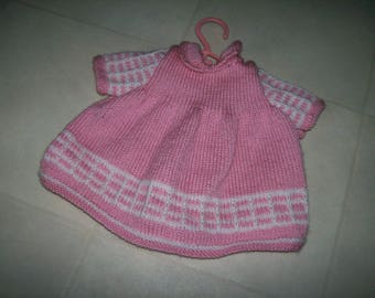 Pink set for baby born