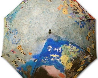 Umbrella Rod - painter ODILON REDON - Ophelia