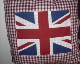 GREAT UNION JACK ENGLISH SOFT CUSHION