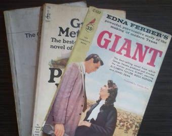 A set of three American 1950s classics