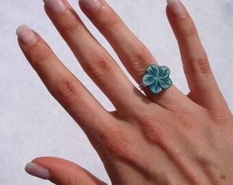 """Child's ring """"Flower"""""""