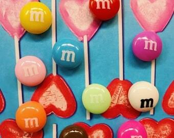 M&M Pins