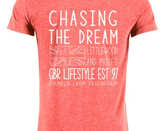 The Dream Chaser Tee - Red