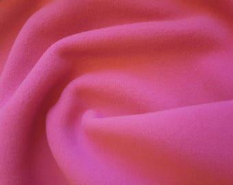 Fleece pink 25 x 100 cm