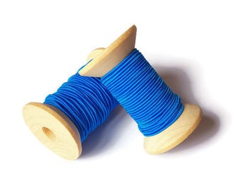 Blue elastic son 1 mm