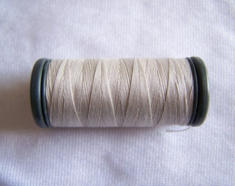 Spool of threads, DMC, hemp, special sewing machine (4073)