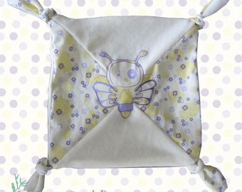 Doudou Lucie * yellow Firefly