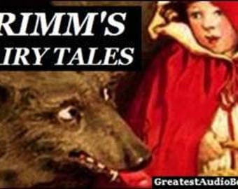 Grimms' Fairy Tales Audiobook MP3 by Jacob Grimm (1785-1863) and Wilhelm Grimm(1786-1859). Translated by Edgar Taylor (1793-1839)