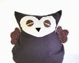 Decorative pillow - owl, an OWL to cuddle!