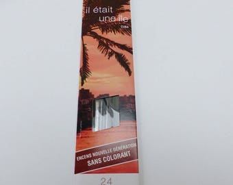 24 incense sticks incense without dye night Denis Havana Cuba was an island