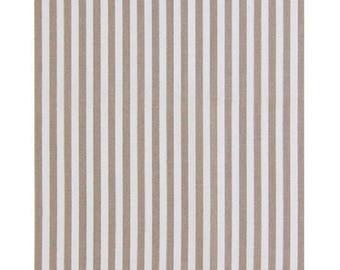 patchwork Gütermann ref6481322633 beige stripes fabric