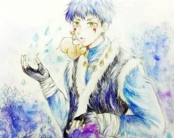 Shina - Akatsuki no Yona