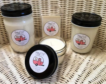 Caramel Corn / Fall Scents / Soy Candle / Wax Melts / Soy Wax / Home Decor / Custom / Gift / Gift For Her / Wedding / Bridal / Holiday