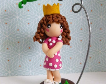Princess and the pea picture holder