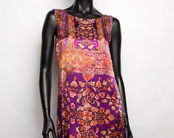 Women dress/silk