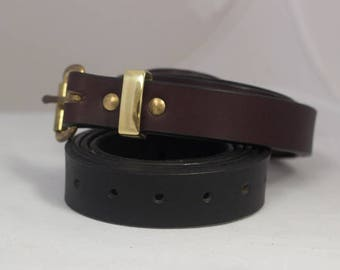 "Men's Belt ""The 20 Year Belt"""