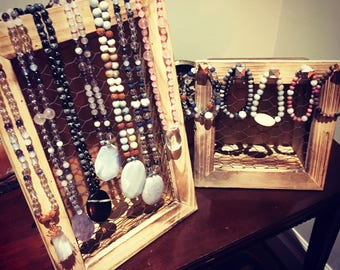Malas - Handknotted, one of a kind.