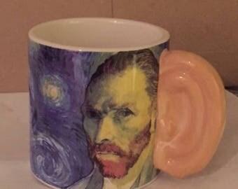 Vincent van Gogh mug Starry Night Novelty
