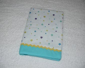 Protected blue book and stars