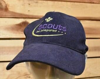 Vintage Scouts Hat