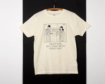 T-shirt Atheist