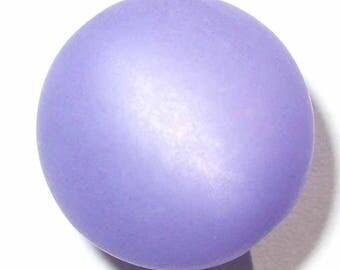 5 beads polaris tanzanite purple 10mm 5 beads