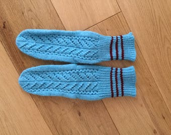 Cool Knitted Children's Socks - Size 1-3