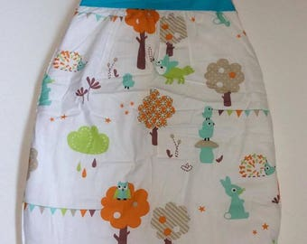 Sleeping bag 0-6 months baby forest