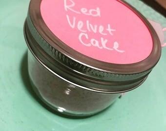 Red Velvet Cake Bath Salts