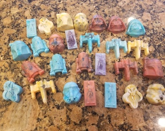 Assorted Star Wars Mini Soaps