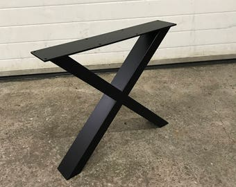 X bench legs, Coffee table legs, Two Legs