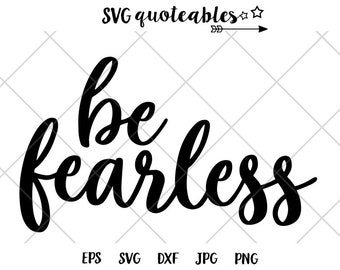 how to be fearless pdf