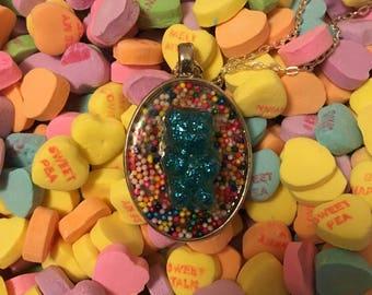 Gummy Bear Necklace