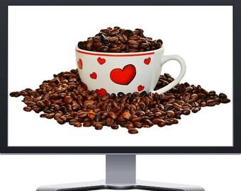 Gourmet Coffee Tea Boutique E-Commerce WordPress Website Design