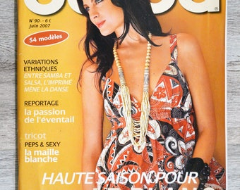 Magazine June 2007 Burda (90)